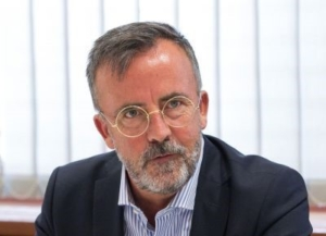 Fachgruppen Obmann Christof Schumacher