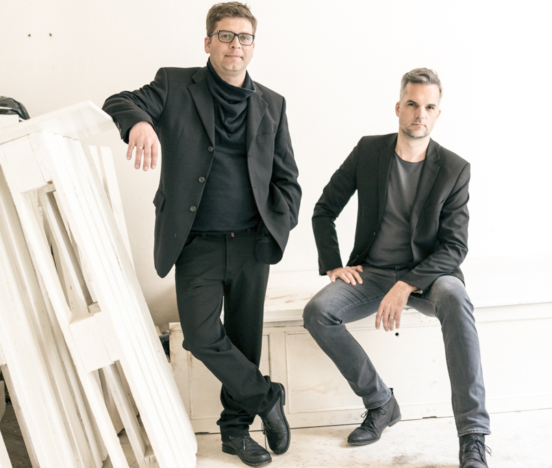 Christoph Kerschner und Walter Stromberger