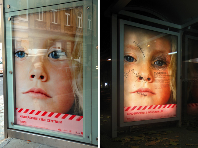 Kampagne Kinderschutzzentrum