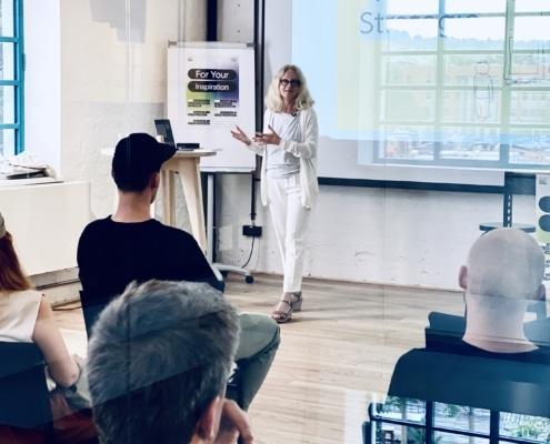 Talk mit Doris Rothauer
