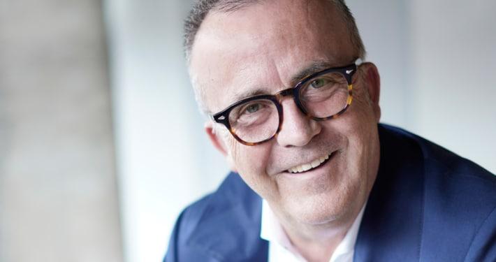 Fachgruppenobmann Christoph Schumacher